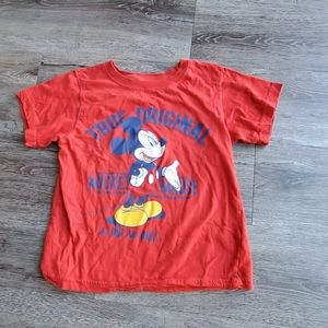 Mickey Mouse Tshirt The One and Only